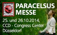 PARACELSUS MESSE Düsseldorf 2014