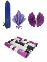 Auspacken & hinstellen - mit individuell gestalteten Sepkina-Servietten die eigene Festtafel kreativ gestalten