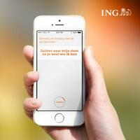 ING Mobile-Banking-App mit Nuance-Technologie