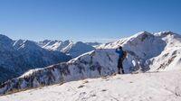 Voll im Trend: Schneeschuhwandern