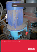 perma Schmiersysteme im Einsatz an Pumpen