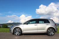 Das Plug-In Hybridauto VW Golf GTE ist der Uber-PKW