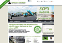 Nutzfahrzeuge für Schüttgut Transporte auf der IAA in Hannover