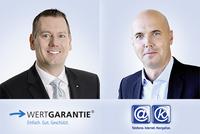 Wertgarantie und aetka Communication Center AG starten Zusammenarbeit