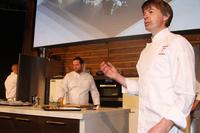 Chef-Sache 2014: Kochkunst - die Avantgarde erobert die Bühne
