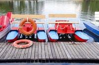 Reaktion auf 20 Mio. Euro DVAG-Incentive-Reise: Berliner Startup verlost Tretbootfahrt auf dem Plötzensee