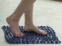Augenoptikerin: Massage der Fußreflexzonen mit goFit