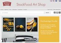 Weihnachts-Shopping: Im neuen StockFood Art Shop Poster und individuelle Geschenke bequem online bestellen