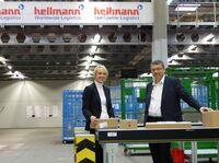 Hellmann Worldwide Logistics in Nieder-Olm erhält Luftfrachtsicherheitszertifizierung