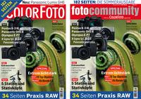 ColorFoto und fotocommunity.de werden eine Marke