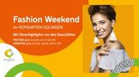 Fashion Weekend im HOFGARTEN SOLINGEN
