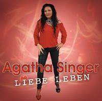 das neue Schlageralbum von Agatha Singer ist da