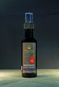 Mit raffinierten Salzsprays Gegrilltes verfeinern