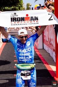 Ehemaliger Ironman-Sieger Alessandro Degasperi über den Charme des 70,3-Meilen-Langdistanzwettkampfs am 19. Oktober 2019