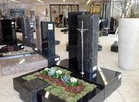 max böse Natursteine eröffnet Grabmal-Zentrum in Kindelbrück bei Erfurt