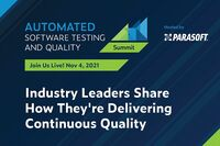 Automated Software Testing & Quality Summit am 4.11.2021