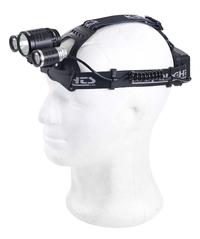 KryoLights Akku-Stirnlampe SL-1720.c mit 3 Cree-LEDs