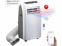 Sichler Haushaltsgeräte Klimaanlage - Steuerung per App