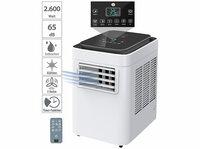Sichler Exclusive Mobile Monoblock-Klimaanlage ACS-90