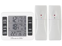 Rosenstein & Söhne Kühl- & Gefrierschrank-Thermometer