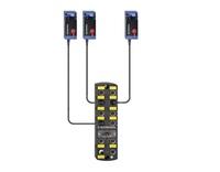 Sicherheitszuhaltung AZM400 plus Safety Fieldbox