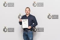 Grabsteinhersteller gewinnt German Design Award