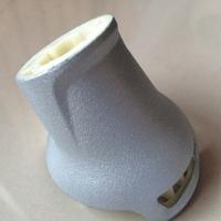 Metallische Beschichtung von 3D Bauteilen