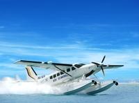 Mit dem Wasserflugzeug von Dubai nach Ras Al Khaimah