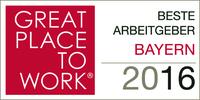 Paessler AG bei Bayerns Beste Arbeitgeber 2016 ausgezeichnet