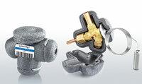 Kälte-Isolierung für Danfoss TE2/T2 Expansionsventile