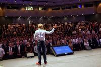 Wenn die TEDx Bühne die 5 Sterne Redner ruft