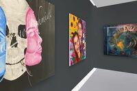 Kunst-LK des Lietz Internats Schloss Bieberstein eröffnet Online-Galerie
