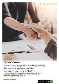 Wie man ein besseres Verhandlungsergebnis erzielt