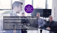 Seminar Banking für Berater und Quereinsteiger