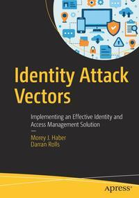 Buchneuerscheinung über Angriffe auf digitale Identitäten