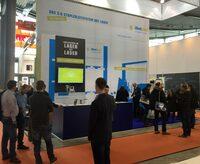 Laserlokalisierung für bemannte Stapler rockt den Markt