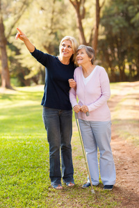 Senioren-Assistenz - Berufliche Perspektive für Umsteiger
