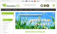 Launch von Gartenhaus-king.de macht das Gartenhaus kaufen zum finnischen Erlebnis