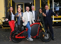 eROCKIT meets Mobility Space by ADAC