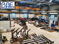 Wie die BAF GmbH einen Neubau für die erfolgreiche Umstrukturierung ihrer Produktion nutzt
