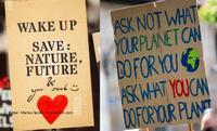 Friday For Future erfordert Anpassungen der persönlichen Spar- und Anlagestrategien