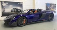 SmartTOP Zusatz-Verdecksteuerung für McLaren 675LT Spider jetzt erhältlich