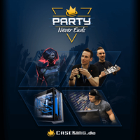 The Party Never Ends - Das Caseking Online-Event 2020!