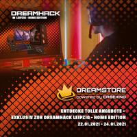 Caseking DreamStore zur DreamHack Leipzig - Home Edition