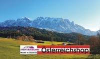 Der ÖSTERREICHSHOP, das Beste aus Österreich, ist da ...