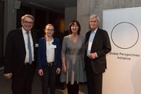 Michael Otto sieht große Entwicklungschancen für deutsche Unternehmen in Afrika