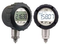Neue Digitalmanometer MAN-LC und SC für Labor und Industrie
