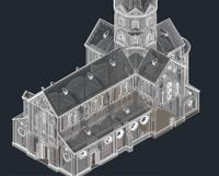 3D-Scannen für den Wiederaufbau von Denkmälern