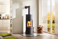 Das Feuer ist aus, die Wärme bleibt - Guss und Schamotte überzeugen mit exzellenten Speicherqualitäten
