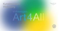 Volkswagen Art4All ab Mittwoch, 29.1.2020